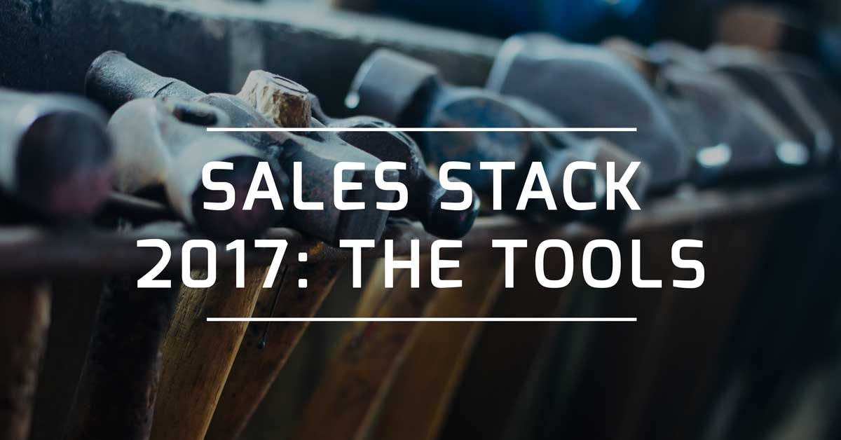 Sales Stack 2017 featured