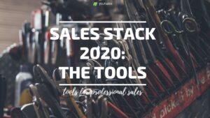 Sales Stack 2020 header illustration
